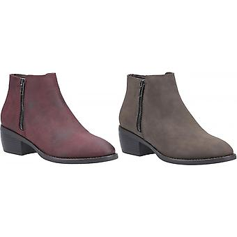 Divaz Womens/Ladies Ruby Ankle Boots