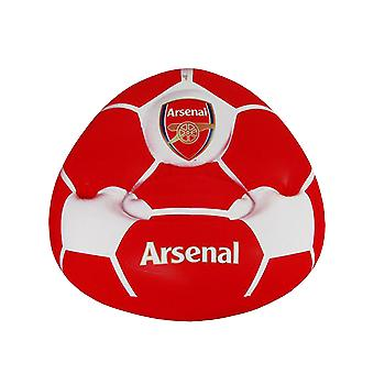 Silla inflable del Arsenal FC
