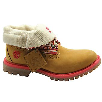 Timberland Earthkeepers EK Authentics Fabric RT Roll Top Womens Boots 8315A Z10A