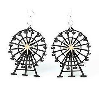 Ferris Wheel Earrings