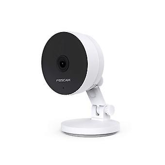 Foscam c2m draadloze indoor beveiligingscamera - 1080p hd groothoek weergave, dual band wifi, ai human dete