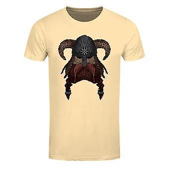 Grindstore Herren Symbolische Wikinger T-Shirt
