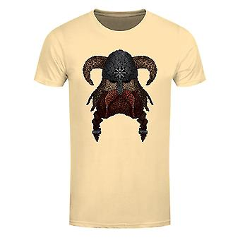 Grindstore Mens Symbolic Viking T-Shirt