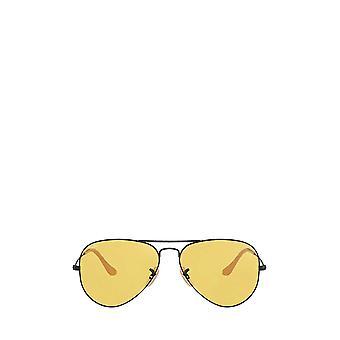 Ray-Ban RB3025 óculos escuros unissex preto fosco