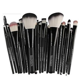 22pcs Makeup Brushes Set Foundation Highlighter Eye Shadow Powder