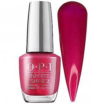 OPI Infinite Shine 15 Minutes Of Flame - Hollywood 2021 Spring Nail Polish Collection (ISLH011) 15ml