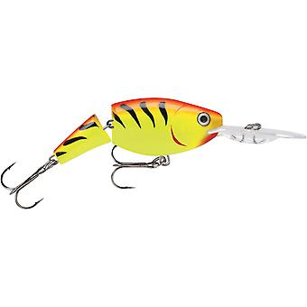 Rapala Jointed Shad Rap 04 pesca isca - quente tigre
