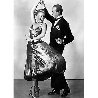 Broadway Ginger Rogers Fred Astaire 1949 kuva Barkleys tulosta