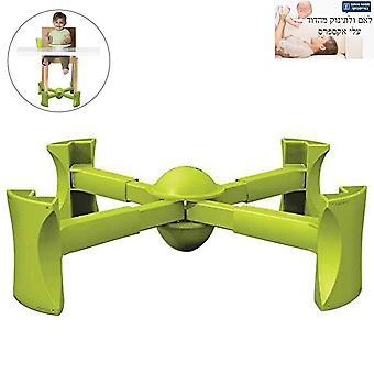 Portable Chair Booster Traveling Seat Anti-slip Mat For Child