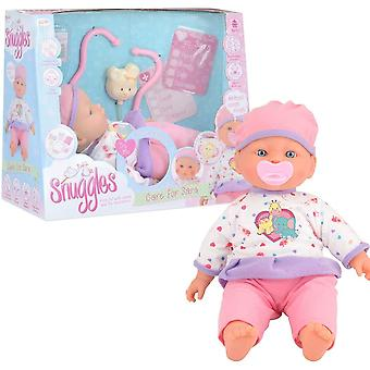 Snuggles Baby Doll 41cm Care for Sara