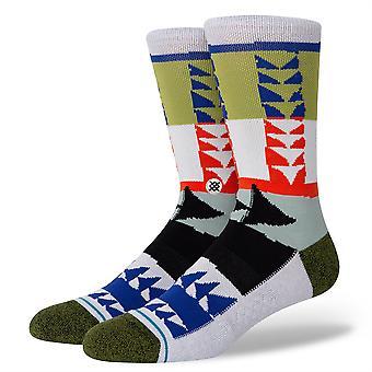 Stance Men's Socken ' Los Molinos grau