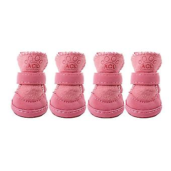 Warm Pet Dog Cat Winter Shoes For Dogs