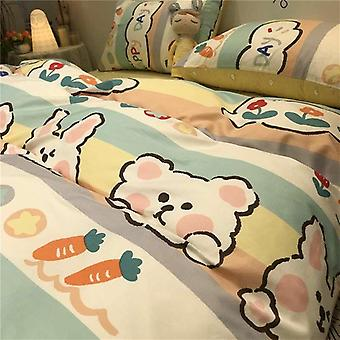 Bed Sheets Pillowcases Comforter