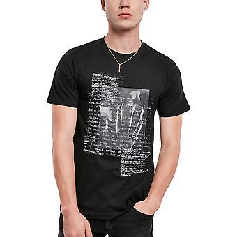 Merchcode Shirt - 2PAC Lyrics black