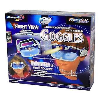Gafas de vista nocturna