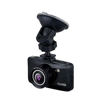 HD driving recorder, dual-lens parking monitoring gravity sensor recorder