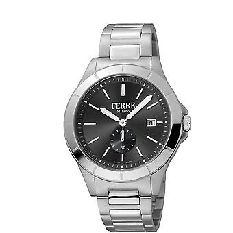 Ferre Milano Black Dial Men's Watch FM1G080M0061