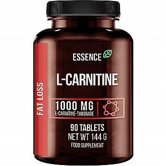 جوهر التغذية L-كارنيتين 1000 ملغ 90 أقراص
