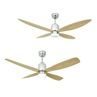 Energy saving ceiling fan Stratus with LED and remote