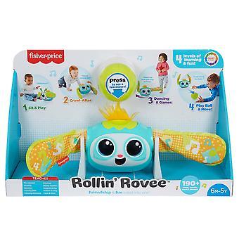 Fisher-Price Rollin' Rovee Interactief Muzikaal Speelgoed