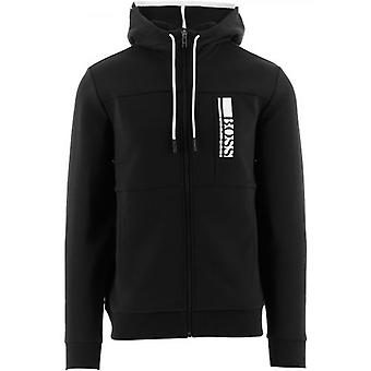 BOSS Black Hooded Saggy 1 Sweatshirt