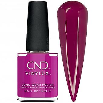 CND vinylux Summer City Chic 2021 Summer Nail Polish Collection - Rooftop Hop (377) 15ml