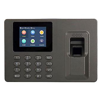 Biometric access control system DAH1A with fingerprint reader Attendance Management