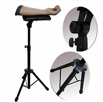 Iron Tattoo Arm Leg Rest Stand Portable Fully Adjustable Chair