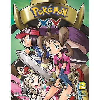 Pokemon X*Y Vol. 2