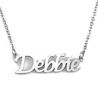 KL Kigu Debbie - Kvinders halskæde med navn, i sølv