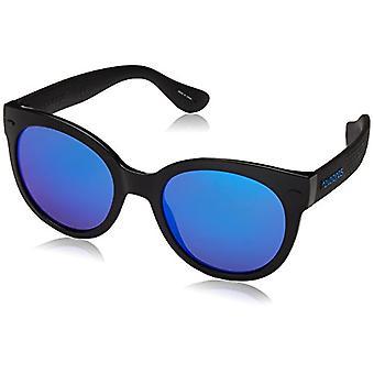 Havaianas NGOLDNHA/M Z0 QFU 52 Gafas de sol, Negro,Negro/Bl Azul, Mujer