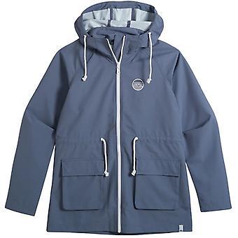 Animal Byron jakke i grisaille blå