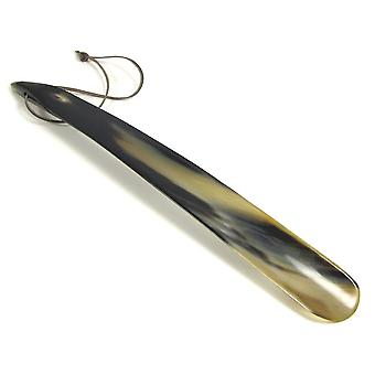 """Abbeyhorn 24"""" Extra Long Tip End Shoehorn"""