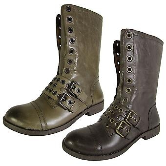 BCBG BCBGeneration Womens BG-Galaxi Monk Strap Ankle Boot Shoe