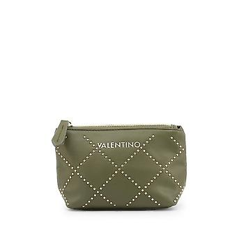 Valentino by Mario Valentino - Bags - Beauty case - MANDOLINO-VBE3KI514-MILITARE - Women - darkolivegreen