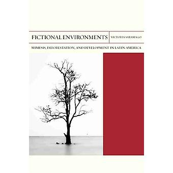 Fictional Environments by Victoria Saramago