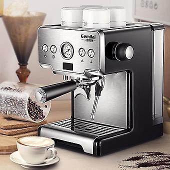 Coffee Maker, Semi-automatic Pump Milk Bubble Maker