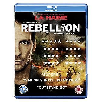 Uppror Blu-ray