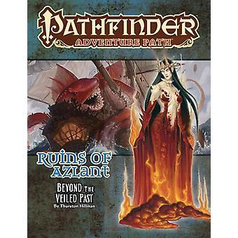 Pathfinder Adventure Path #126: Beyond the Veiled Past (Ruïnes van Azlant 6 van 6)