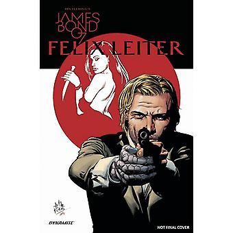 James Bond: Felix Leiter by James Robinson (Hardback, 2017)
