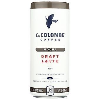 La Colombe Latte Draft Mocha, sprawa o wysokości 12 x 9 oz