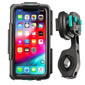 Apple iphone 12 / pro moottoripyörän ohjaustangon kotelosarja