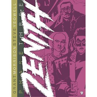 Zenith Phase Three by Grant Morrison & Illustrated by Steve Yeowell