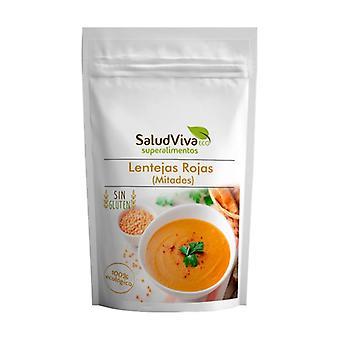 Red lentils halves 500 g
