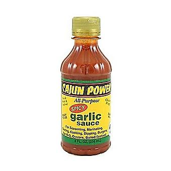 Cajun Power all purpose mausteinen valkosipulikastike