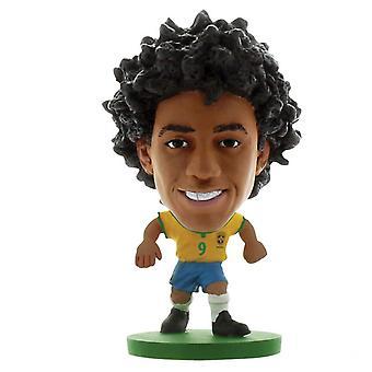 Brasil SoccerStarz Willian Official Licensed Product
