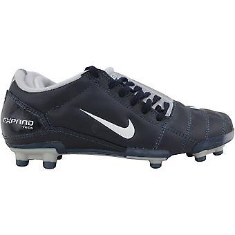 Nike T90 III Expand Plus Tumma Obsidian/Valkoinen-Metallinen Hopea 308948-411 Grade-School