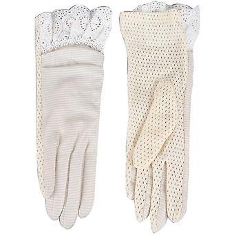 Kenmont Fashion UPF 50+ Sommer Sonne UV Schutz Damen Handschuhe, 7011-36