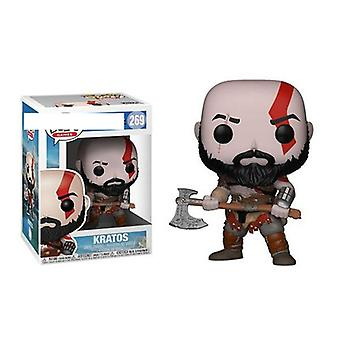 Pop God Of War Kratos Modello del personaggio anime