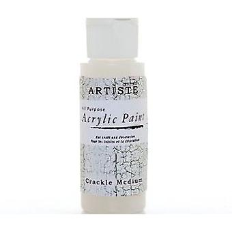Crackle All Purpose docrafts Artiste Craft Vernis - 59ml | Vernis d'artisanat